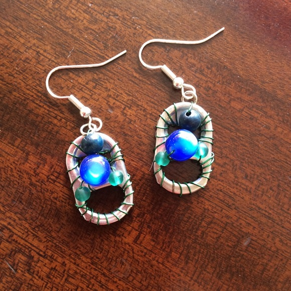 Erika Suzette Kelly Jewelry - SOLD Handmade By Me Bottle Top Wire Recycle